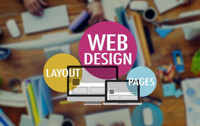 Nytt webdesign