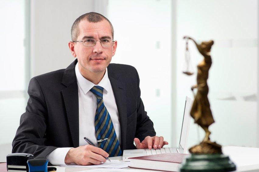 Advokat og jobbintervju