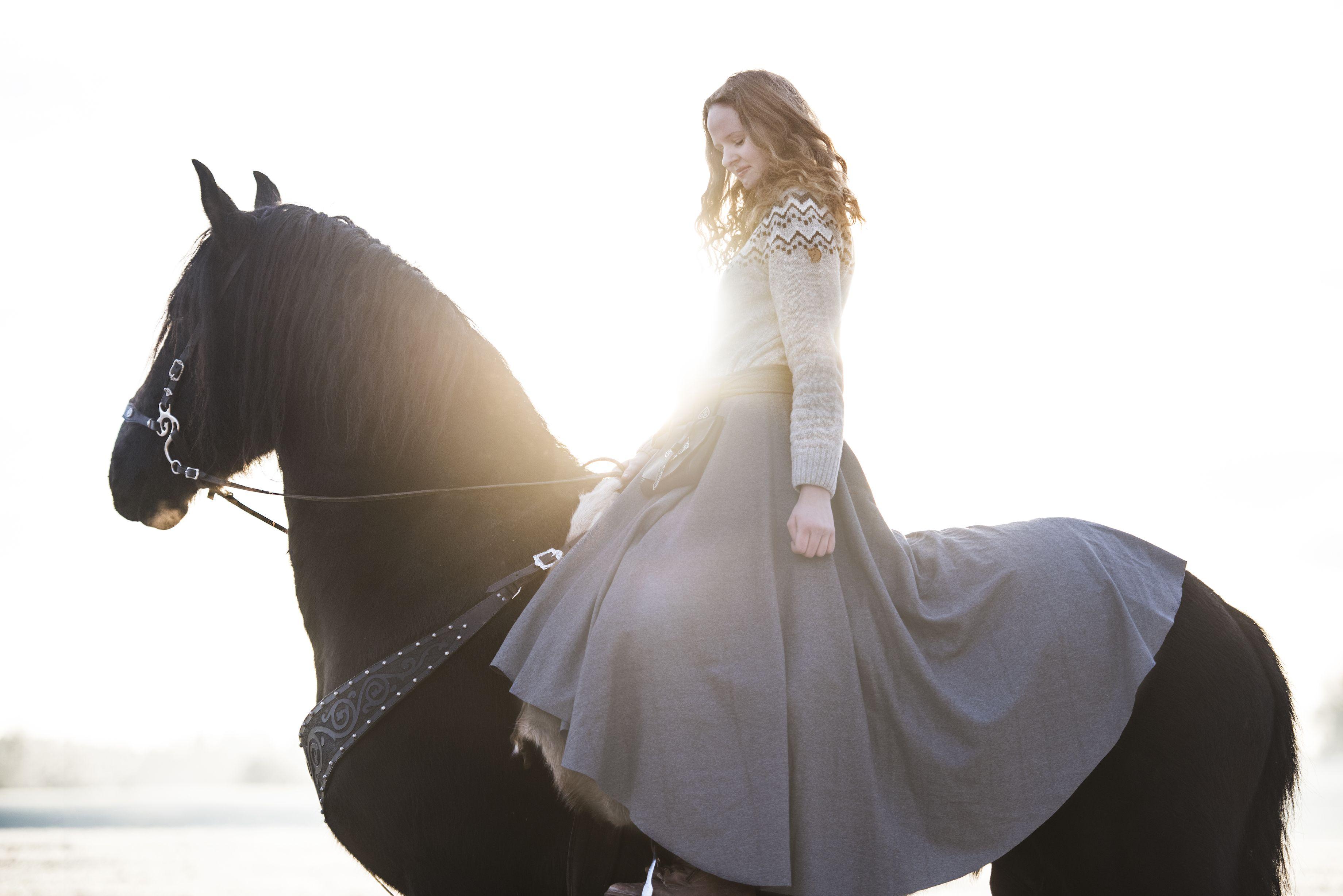 Matilde rideklær